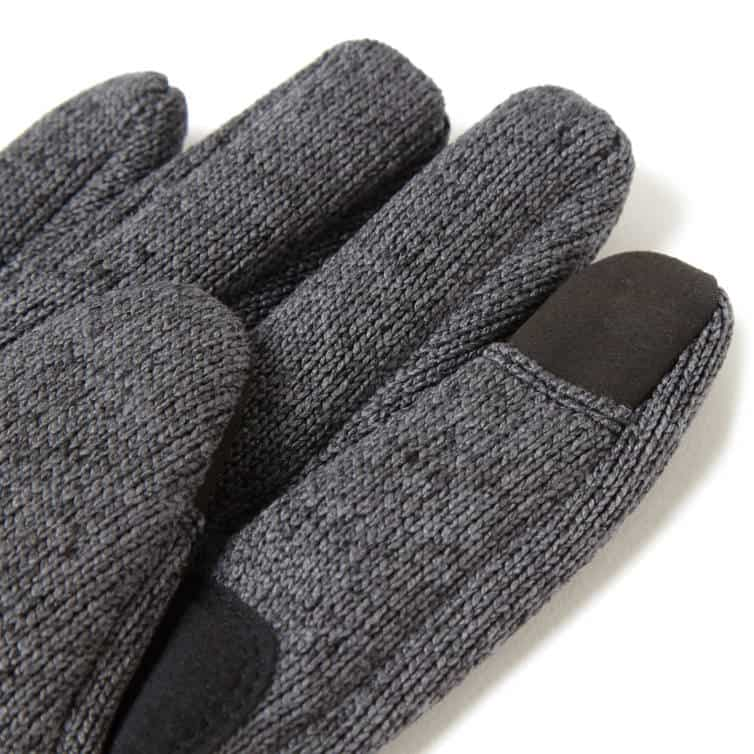 Strickfleece-Handschuhe von GILL Touch Finger