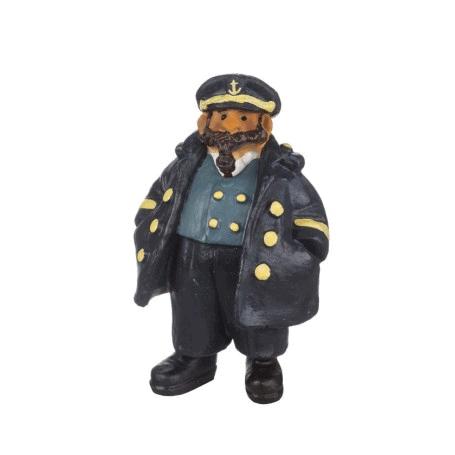 Kapitän in Uniform von Artesania