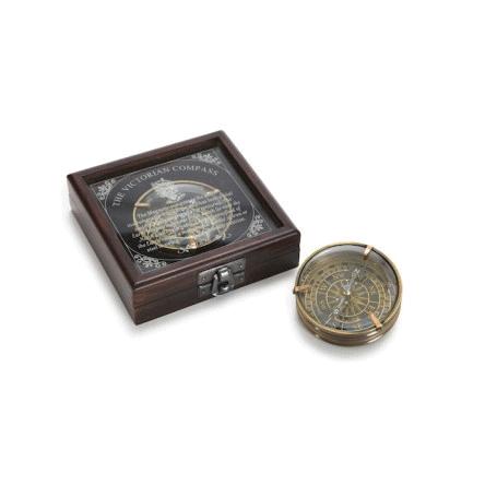 Der viktorianische Kompass von Artesania