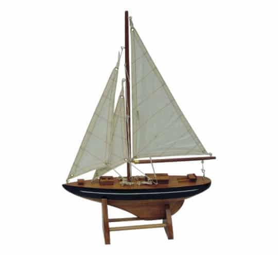 Sea Club Holz Segelyacht