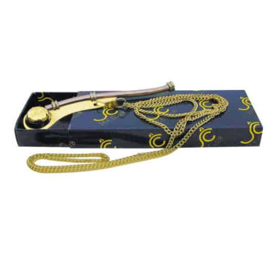 Bootsmannspfeife in einer Geschenkbox von Sea Club