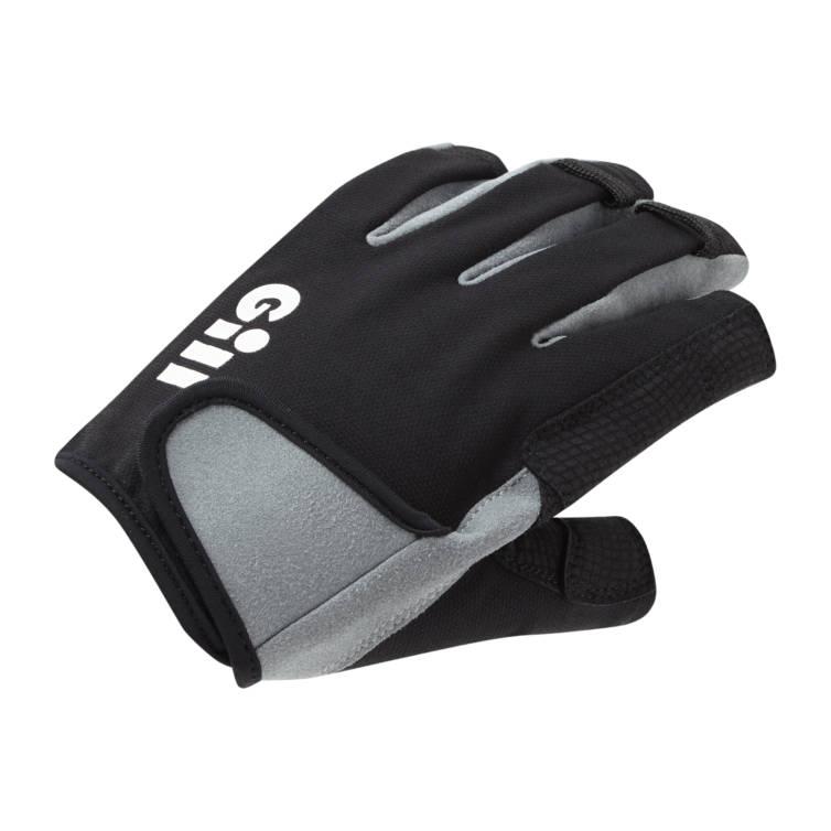 Deckhand Gloves short fingers von GILL Handrücken