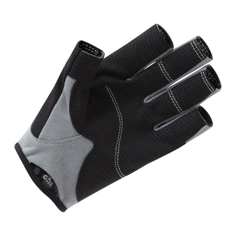 Deckhand Gloves short fingers von GILL Handinnenseite