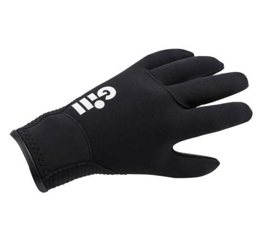 Neopren Winter Handschuhe von GILL Handrücken