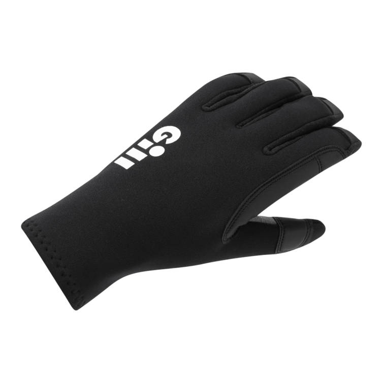 3-Jahreszeiten-Handschuhe von GILL Handrücken