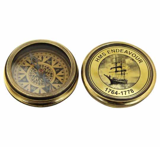 "Kompass ""HMS Endeavour"" von Sea Club"