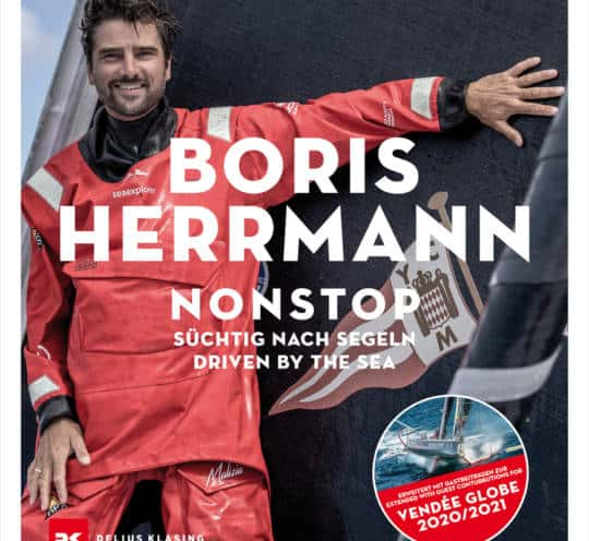 Boris Herrmann Nonstop Cover