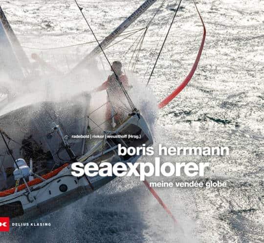 Boris Herrmann seaexplorer cover