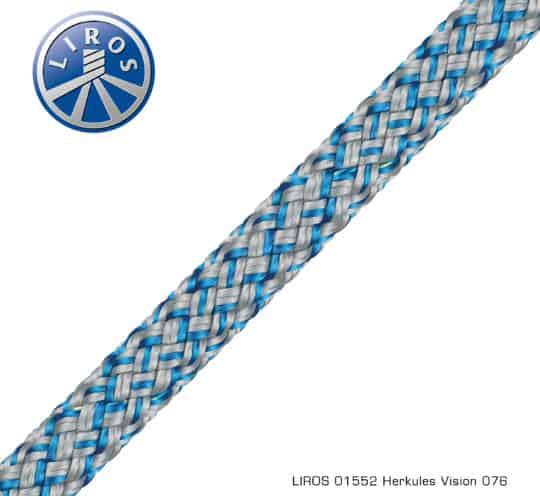 Herkules Vision von Liros in grua/blau