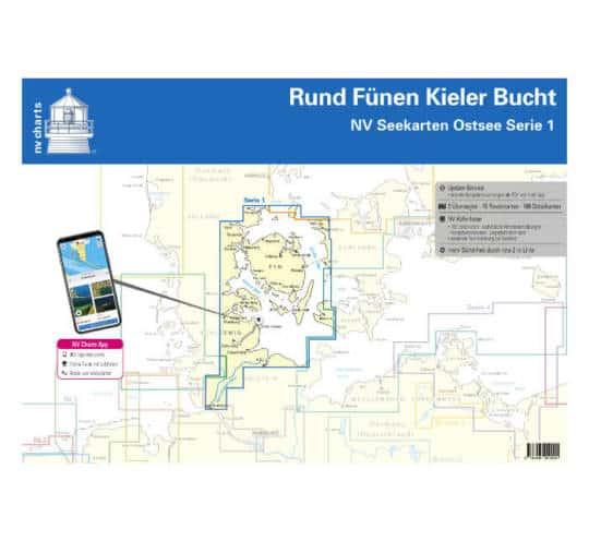 NV Serie 1 Plano Rund Fünen Kieler Bucht