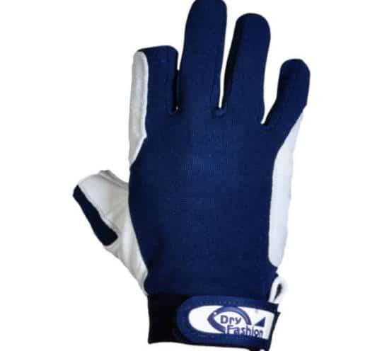 Segel Handschuhe aus Leder von Dry Fashion
