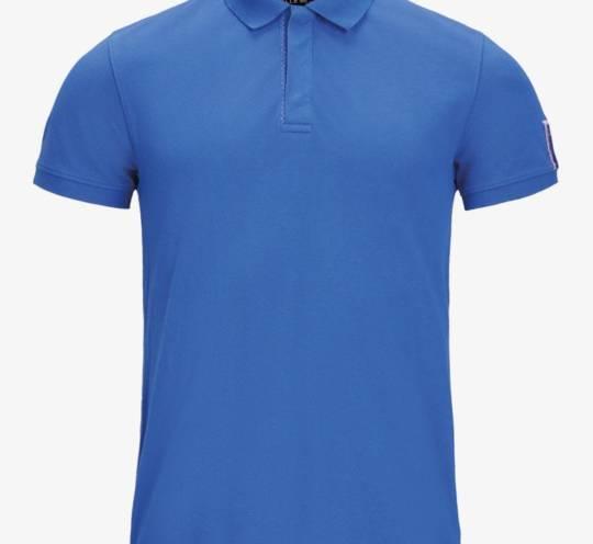 Team Polo-Shirt von PelleP in lapis blau